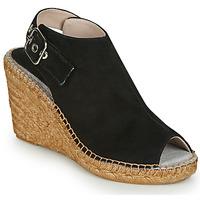 Pantofi Femei Sandale  Fericelli MAURINE Negru