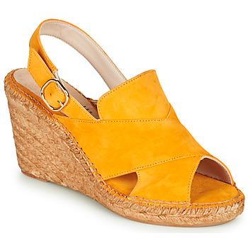 Pantofi Femei Sandale  Fericelli MARIE Galben