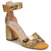 Pantofi Femei Sandale  Fericelli JEZI Galben