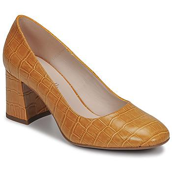 Pantofi Femei Pantofi cu toc Fericelli MARGOT Galben