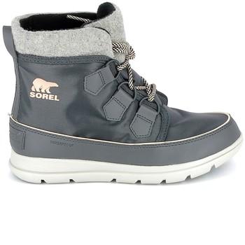 Pantofi Ghete Sorel Explorer Carnaval Dark Slate Gri