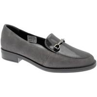 Pantofi Femei Mocasini Calzaturificio Loren LOX5907gr grigio