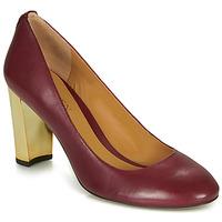 Pantofi Femei Pantofi cu toc Lauren Ralph Lauren 802688958-004 Bordo