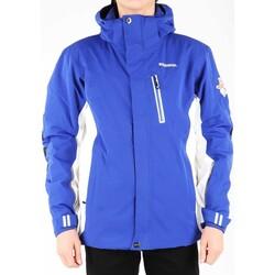 Îmbracaminte Bărbați Jacheta de vânt Rossignol RL2MJ45-758 white, blue