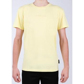 Îmbracaminte Bărbați Tricouri mânecă scurtă DC Shoes DC EDYKT03376-YZL0 yellow