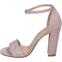 Pantofi Femei Sandale  Olga Rubini BP357 Roz