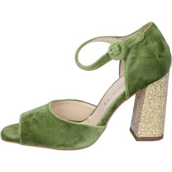 Pantofi Femei Sandale  Olga Rubini Sandale BP385 Verde