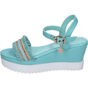 Pantofi Femei Sandale  Enrico Coveri Sandale BP390 Ceresc