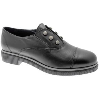 Pantofi Femei Pantofi Derby Soffice Sogno SOSO9881ne nero
