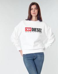 Îmbracaminte Femei Hanorace  Diesel F-ARAP Alb