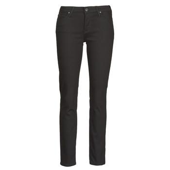 Îmbracaminte Femei Jeans slim Lee ELLY Black / Rinse