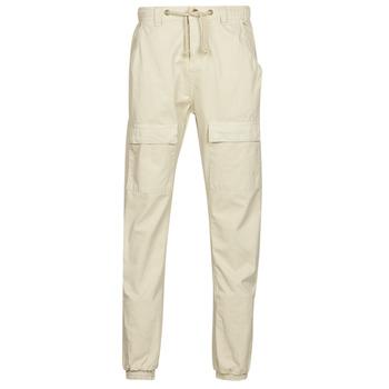 Îmbracaminte Bărbați Pantaloni Cargo Urban Classics TANDO Bej