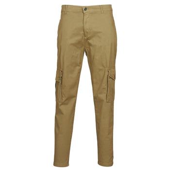 Îmbracaminte Bărbați Pantaloni Cargo Urban Classics SUMERO Kaki