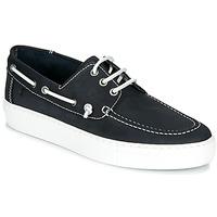 Pantofi Bărbați Pantofi barcă Casual Attitude MILIA Albastru / Alb