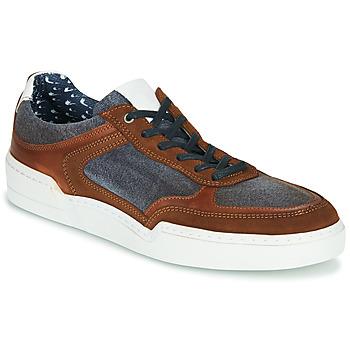 Pantofi Bărbați Pantofi sport Casual Casual Attitude MELISSI Coniac