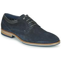 Pantofi Bărbați Pantofi Derby Casual Attitude MATHILDA Albastru