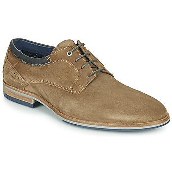 Pantofi Bărbați Pantofi Derby Casual Attitude MARINA Taupe