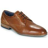 Pantofi Bărbați Pantofi Derby Casual Attitude MONA Coniac
