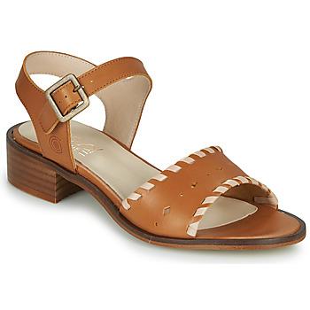 Pantofi Femei Sandale  Casual Attitude MELIVELLANA Maro