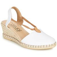 Pantofi Femei Sandale  Casual Attitude MAYA Alb