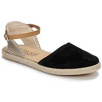 Pantofi Femei Sandale  Casual Attitude MADELEINE Negru