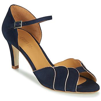 Pantofi Femei Sandale  Emma Go PHOEBE Bleumarin