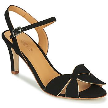 Pantofi Femei Sandale  Emma Go SELENA Negru