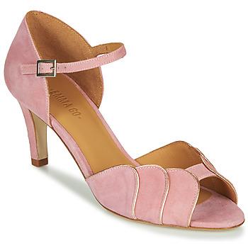 Pantofi Femei Sandale  Emma Go PHOEBE Roz
