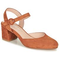 Pantofi Femei Pantofi cu toc Betty London MALINE Camel