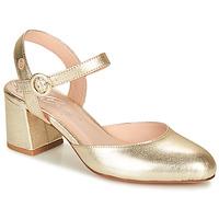 Pantofi Femei Pantofi cu toc Betty London MALINE Auriu