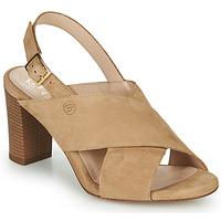 Pantofi Femei Sandale  Betty London MARIPOL Bej