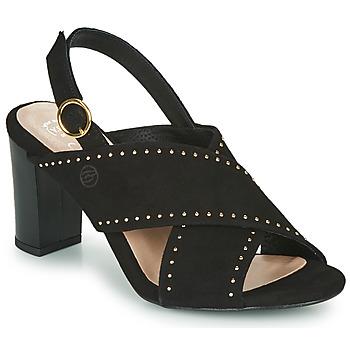 Pantofi Femei Sandale  Betty London MADINE Negru