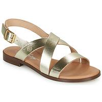 Pantofi Femei Sandale  Betty London MADISSON Auriu