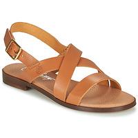 Pantofi Femei Sandale  Betty London MADI Coniac