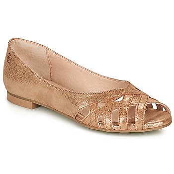 Pantofi Femei Sandale  Betty London MANDINE Auriu