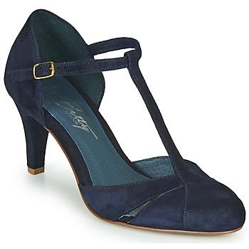 Pantofi Femei Pantofi cu toc Betty London MANDETTE Bleumarin