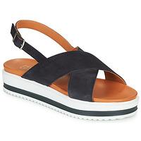 Pantofi Femei Sandale  Betty London MAFI Albastru