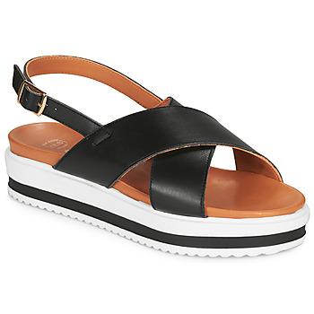 Pantofi Femei Sandale  Betty London MAFI Negru