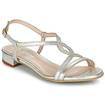 Pantofi Femei Sandale  Betty London MATISSO Argintiu