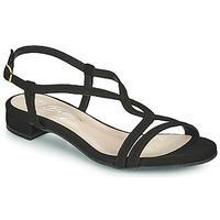 Pantofi Femei Sandale  Betty London MATISSO Negru