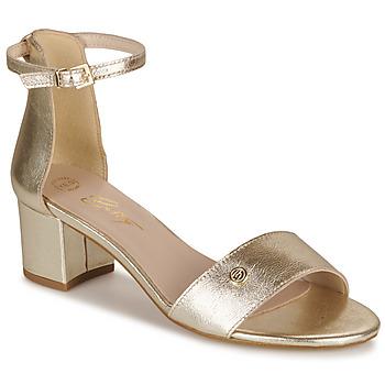 Pantofi Femei Sandale  Betty London INNAMATA Auriu