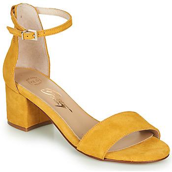 Pantofi Femei Sandale  Betty London INNAMATA Galben
