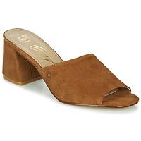 Pantofi Femei Papuci de vară Betty London MELIDA Coniac