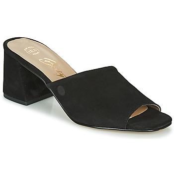 Pantofi Femei Papuci de vară Betty London MELIDA Negru