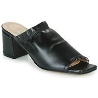 Pantofi Femei Papuci de vară Betty London MIRTO Negru