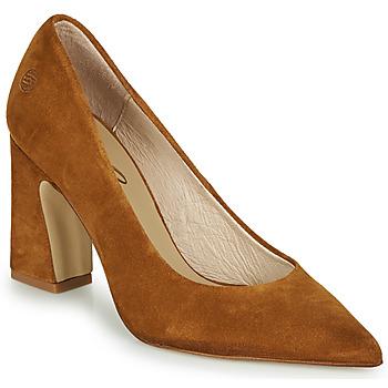 Pantofi Femei Pantofi cu toc Betty London MONDI Coniac