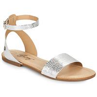 Pantofi Femei Sandale  Betty London GIMY Argintiu