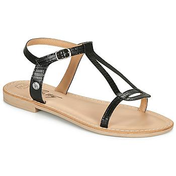 Pantofi Femei Sandale  Betty London MISSINE Negru