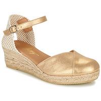 Pantofi Femei Sandale  Betty London INONO Auriu