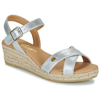 Pantofi Femei Sandale  Betty London GIORGIA Argintiu